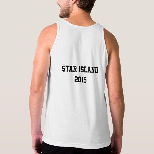 """Classic"" Star Island Tank Top"