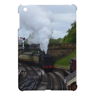 Classic Steam Train iPad Mini Covers