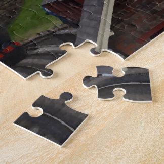 Classic Steam Train Jigsaw Puzzle