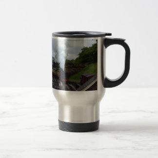 Classic Steam Train Travel Mug