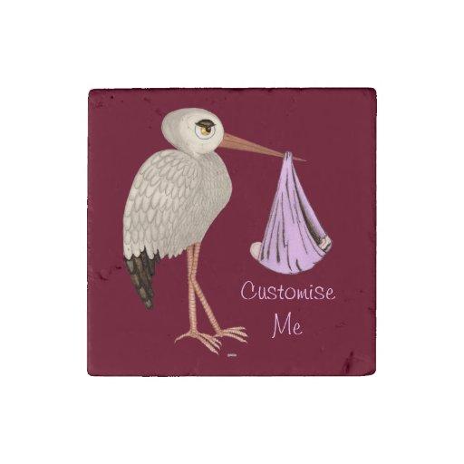 Classic Stork (Pink) 1
