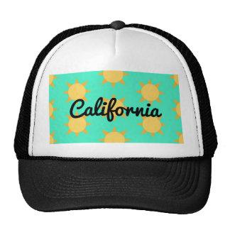 Classic Sunny California Trucker Hat