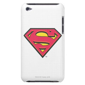 Classic Superman Logo iPod Case-Mate Case