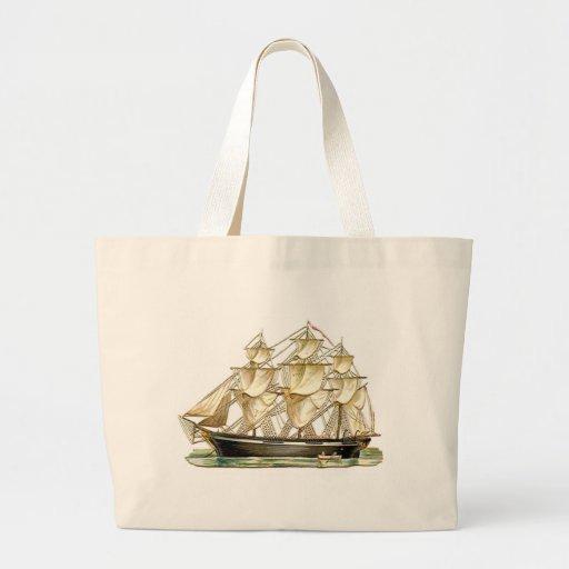 Classic Tall Ship Bag