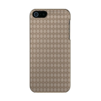 Classic Tan Argyle Ties and Gifts for Men Incipio Feather® Shine iPhone 5 Case