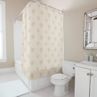 Classic Thanksgiving Autumn Leaves Shower Curtain