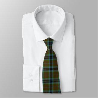 Classic Thomson Tartan Plaid Tie
