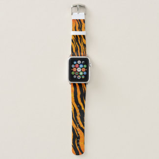 Classic Tiger Print Apple Watch Band