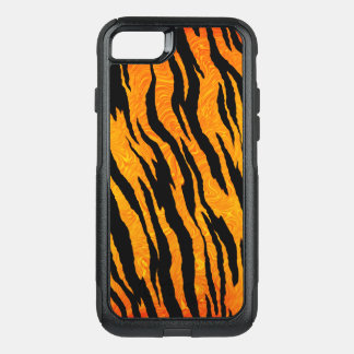 Classic Tiger Skin OtterBox Commuter iPhone 8/7 Case