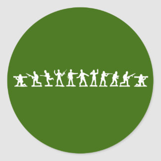 Classic Toy Soldiers Sticker