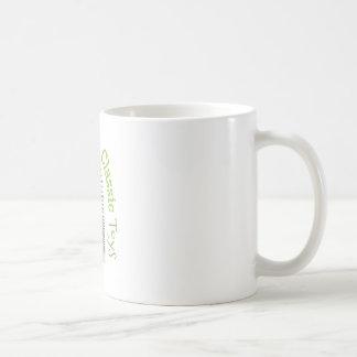 Classic Toys Classic White Coffee Mug
