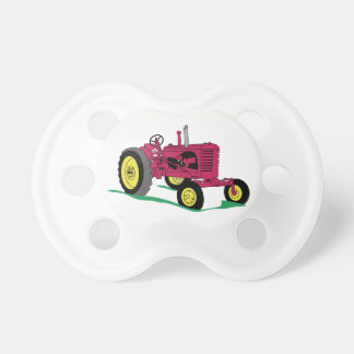 Classic Tractor Pacifiers