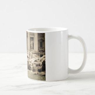 Classic Trevi Fountain, Rome Classic White Coffee Mug