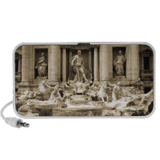 Classic Trevi Fountain, Rome iPod Speakers