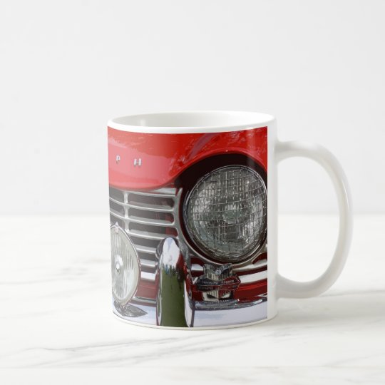 CLASSIC TRIUMPH HERALD COFFEE MUG