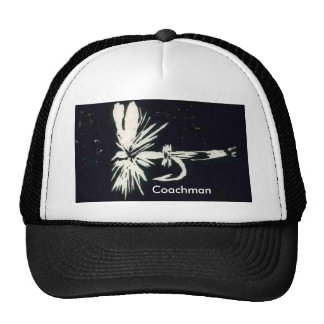 Classic Trout Fly Hat Coachman