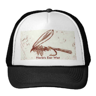 "Classic Trout Fly Hat ""Hare's Ear Brown"""