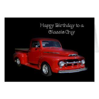 Classic Truck Dad Birthday Greeting Card Edc Ecaac E Adb Xvuak Byvr Jpg 324x324 Happy