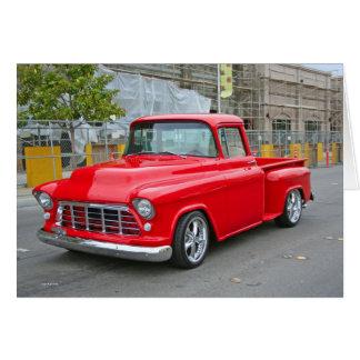 Classic Truck Greeting Card