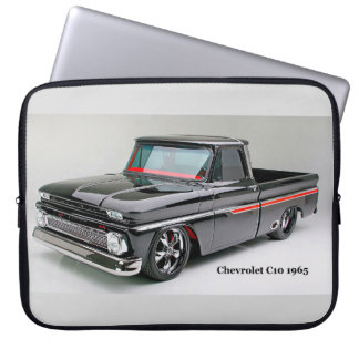 Classic Truck image Neoprene-Laptop-Sleeve Laptop Sleeve