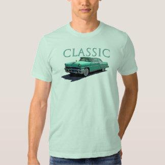 Classic two-tone 1955 Mercury coupe Tshirts