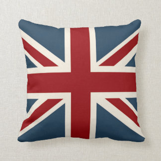Classic Union Jack Flag Cushion