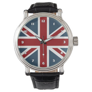 Classic Union Jack Flag Watch