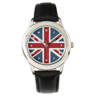 Classic Union Jack Flag Watch