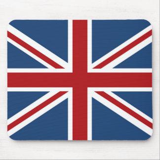 Classic Union Jack UK Flag Mouse Mat