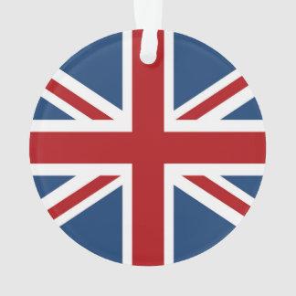 classic Union Jack UK Flag Ornament