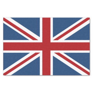 Classic Union Jack UK Flag Tissue Paper