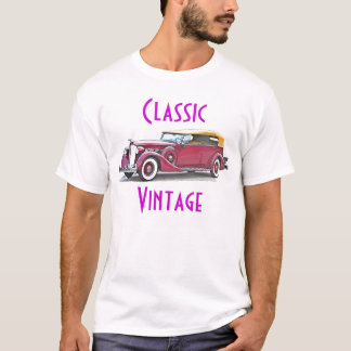 Classic Vinatage Packard T-Shirt