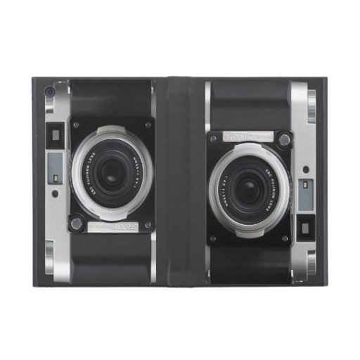 Classic Vintage Camera Case Cover Covers For iPad Mini