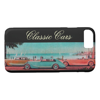 CLASSIC / VINTAGE CARS iPhone 8/7 CASE