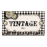 Classic vintage inspired business cards