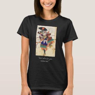 Classic Vintage Japanese Samurai Warrior General T-Shirt