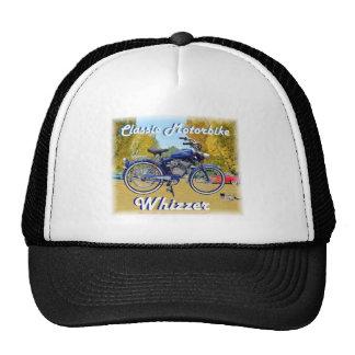 Classic Vintage Whizzer Motorbike Hats