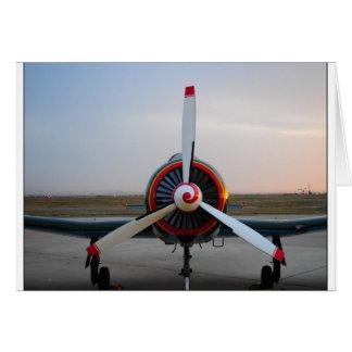 Classic Warbird Greeting Cards