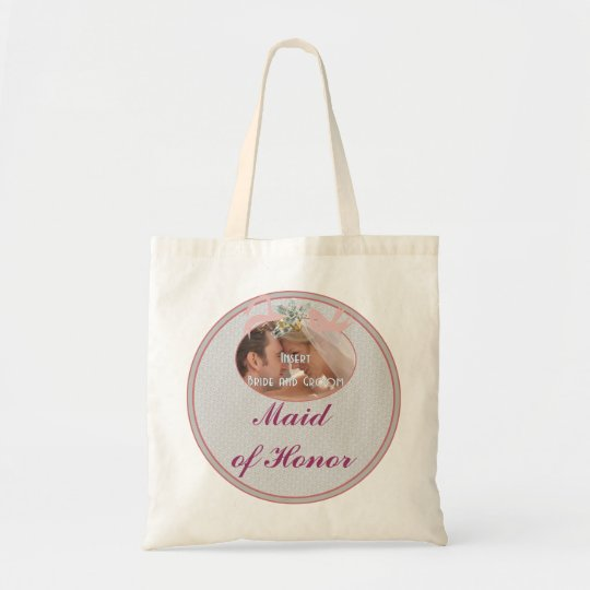 Classic Wedding Memories Maid of Honour Bag