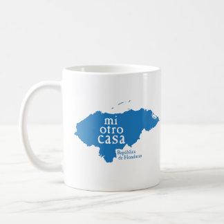 Classic White Mug HONDURAS