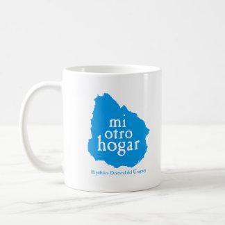 Classic White Mug URUGUAY