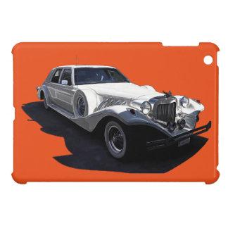 Classic White Tiffany Collectors Car iPad Mini Cases