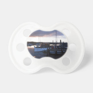 Classic Wooden River Cruiser Baby Pacifiers
