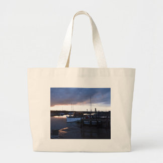 Classic Wooden River Cruiser Canvas Bags