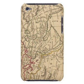 Classic World Map Barely There iPod Covers