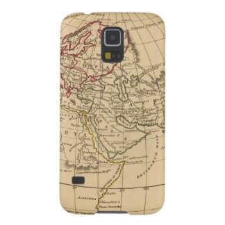 Classic World Map Galaxy S5 Cover