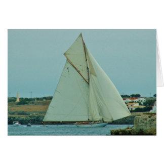 Classic Yacht Mariquita Cards