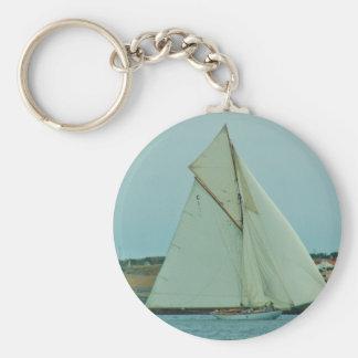Classic Yacht Mariquita Key Ring