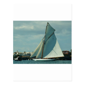 Classic Yacht Racing Postcards