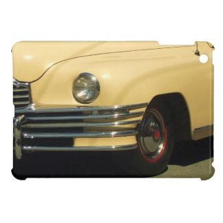 Classic yellow car ipad mini case